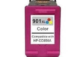 ראש דיו צבעוני HP 901