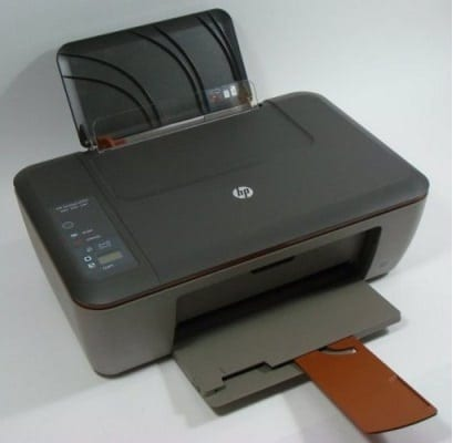 דיו למדפסת hp officejet 2510