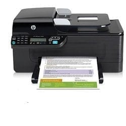 דיו למדפסת hp officejet 4500
