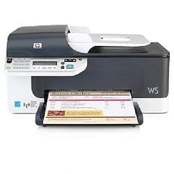 דיו למדפסת hp officejet J4680