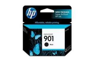 ראש דיו שחור מקורי HP 901