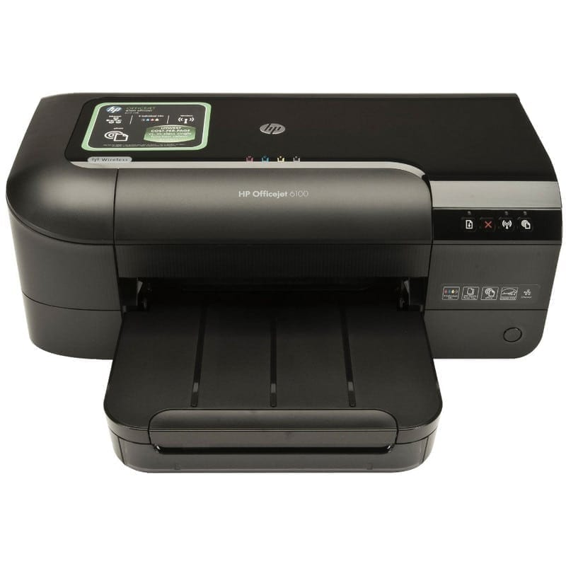 דיו למדפסת hp officejet 6100