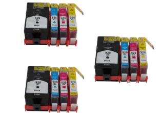 3 סטים תואמים HP 920XL במחיר 2 סטים