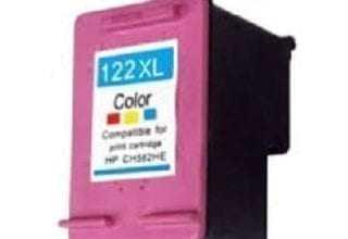 ראש דיו צבעוני תואם HP 122XL