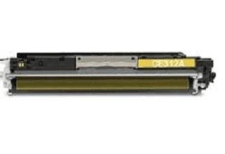 טונר צהוב hp ce312a