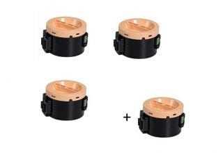 קנה 3 טונרים תואמים xerox 106r02182 וקבל אחד חינם.