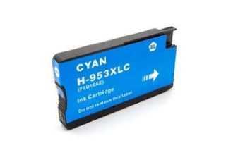 ראש דיו תואם כחול HP 953XL