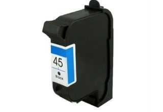 ראש דיו שחור תואם HP 45 C51645