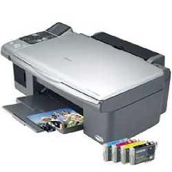 דיו למדפסת epson cx4300