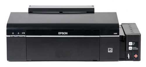 דיו למדפסת epson L800