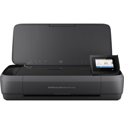 דיו למדפסת hp officejet 252 mobile