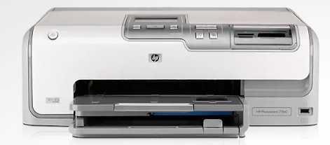 דיו למדפסת HP Photosmart D7463
