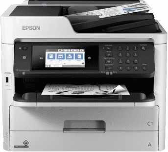 דיו למדפסת Epson Workforce PRO WF-M5799DWF