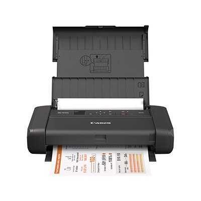 דיו למדפסת Canon Pixma TR150