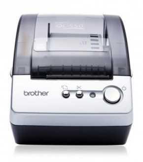 סרט מדבקות למדפסת brother QL550
