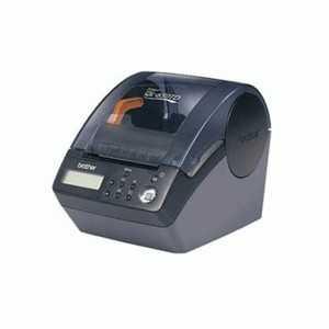 מדבקות למדפסת brother QL650