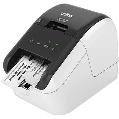מדבקות למדפסת brother QL800